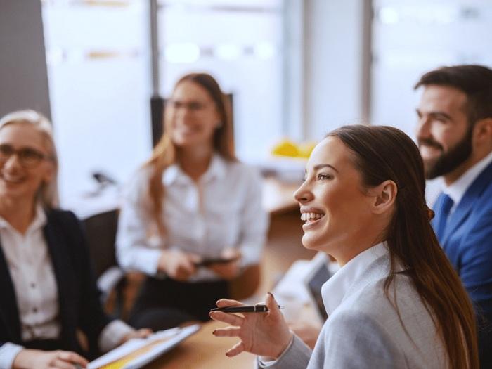 Mẫu thư giới thiệu nhân sự mới là văn hóa tốt đẹp của một công ty