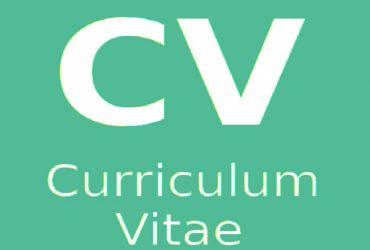 Mẫu CV bằng tiếng Anh curiculum vitae
