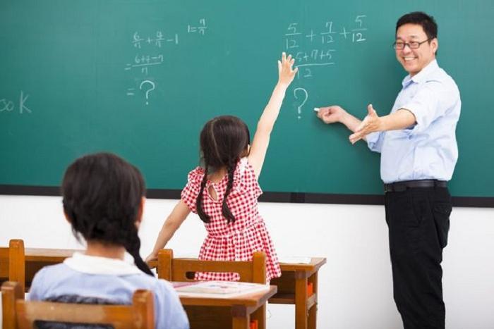 Giáo viên là một ngày cao quý