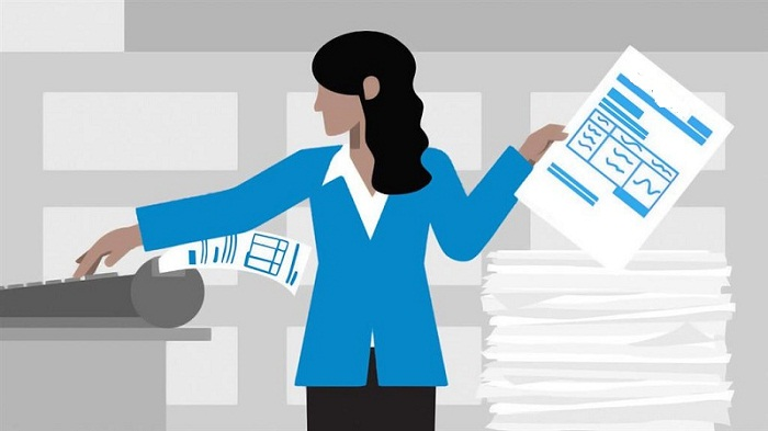 Một trong những ngành nghề bạn co thể lựa chọn của tài chính doanh nghiệp đó là kế toán doanh nghiệp