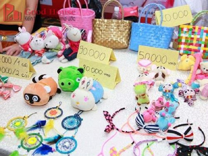 Làm và bán đồ handmade