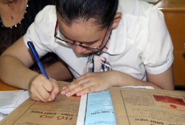 hướng dẫn viết hồ sơ học sinh sinh viên