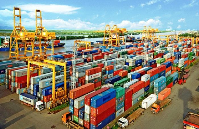 Hện thống sân cảng phục vụ cho việc vận chuyển hàng hóa